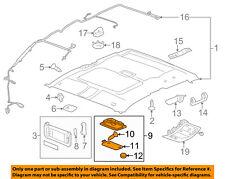 GM OEM Interior-Dome Light Assy 25850225