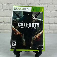XBox 360 Call of Duty Black Ops Video Game