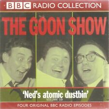 The Goon Show: Volume 19: Ned's Atomic Dustbin (2xCD A/Book 2001) *NEW/SEALED*