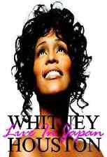Whitney Houston - Live In Japan [DVD]