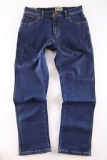 Wrangler Texas Stretch Jeans für Herren - Darkstone, W30/L34
