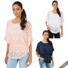 Polyester Scoop Neck Tunic, Kaftan Tops & Shirts for Women