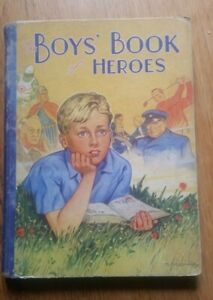 The BOYS BOOK of HEROES