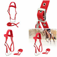 Roping Barrel Horse Bridle Rein Horse Tack High Quality Harness Horse Equipment