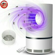 Electric Insect Fly Killer Bug Mosquito Zapper UV Home Indoor Pest Catcher Trap