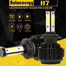 LED Scheinwerfer H7 High Abblendlicht Birnen 1680W 300000LM COB 6000K Weiß