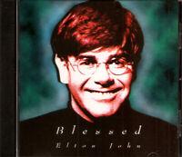 ELTON JOHN - Blessed (CD Promo 1995) Ultra Rare 3 Track US Single