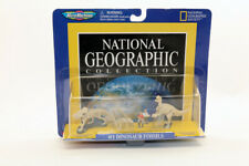 MicroMachines #75740 Natl Geographic #1 Dinosaur Fossils pack Close To Ho