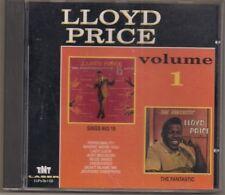 Lloyd Price-Lloyd Price Volume 1-The Fantastic Lloyd Price and Sings Big 15 CD