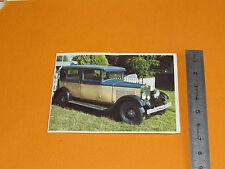 CHROMO CHOCOLAT POULAIN 1976 AUTO VOITURE CONNAISSANCE AUTOMOBILE BERLIET 1926