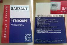dizionario garzanti francese italiano vocabolario