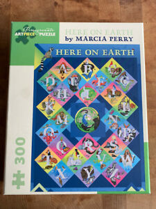 HERE ON EARTH by Marcia Perry 300 Piece Jigsaw Puzzle
