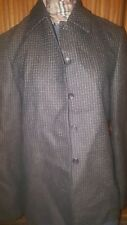 ZANELLA DK BROWN DEMI LADIES SUIT COAT/BLAZER SIZE 4 MADE IN ITALY NWT