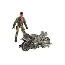 "TERMINATOR 3.7"" Movie Film JOHN CONNOR & BIKE Figure Boxed - VERY COOL!"