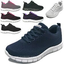 NEW Women's Mesh Sneaker Casual Athletic Sport Light Tennis Shoes Size 5 to 10
