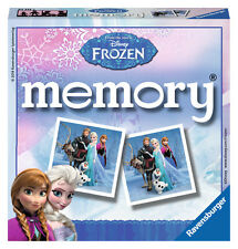 1 1z Ravensburger Disney Frozen Mini Memory Card Game