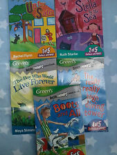 Set of 5 AUSSIE CHOMPS mini book set Up For Sale, Boots & All, Stella by the sea