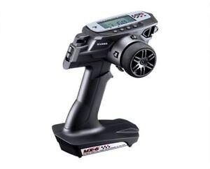 Sanwa/Airtronics MX-6 FH-E 3-Channel 2.4GHz Radio System w/RX-391W 3-Channel Rec