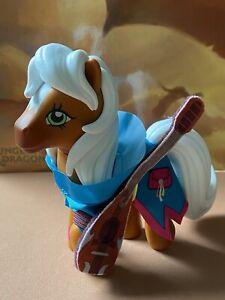 "MLP 2021 My Little Pony ""SPINNER TALLTAIL"" Bard Pony by Hasbro 4-5""_NEW"