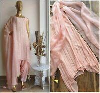 Indian Pakistani Designer Salwar Kameez Party Wear Bollywood Suit Shalwar Kameez