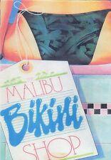 MALIBU BIKINI SHOP A SIZZLING BEACH COMEDY ALL REGION DVD