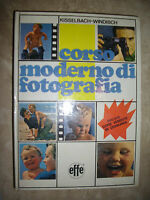 WINDISCH - CORSO MODERNO DI FOTOGRAFIA - ED:EFFE - ANNO:1976  (TE)