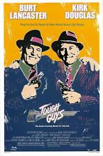 "TOUGH GUYS Movie Poster [Licensed-NEW-USA] 27x40"" Theater Size Douglas Lancaster"