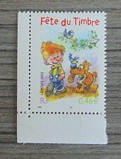 France année 2002 3467a neuf luxe ** provenant de carnet boule et bill BD