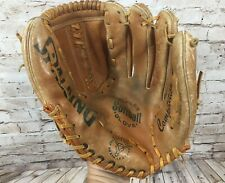 "SPALDING 42-213 Competition S 13.5"" Leather Softball Mitt Glove RH"