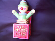 Antique,1977,Hallmark,Jac k In Box, Vintage, Collectible, Cute,Colorful! Gift!