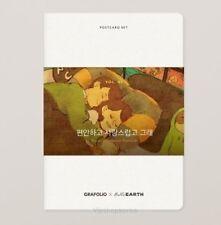 Grafolio Puuung's Illustration Love is Post Cards + Envelope Set Vol.3 Korean