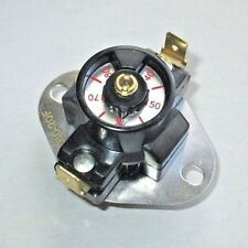 Adjustable Fireplace Wood Stove Blower Fan Temperature Switch Thermostat Control
