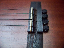 Diamond BridgeBeads for Ukulele - New String Ties for Ukes!