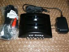 TVears  2.3 MHz -  Transmitter- A/C adapter- audio cables  -  NEW !!