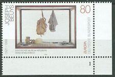 BRD EUROPA 1993 FORMNUMMER. 1 Ana 80 Pfg  **