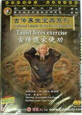 Dvd Taoist Feces Exercise-Taoïste Qi Gong-Xuan tongzi
