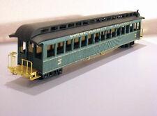1894 JACKSON & SHARP W&Q B&ST 46' COACH Railroad On30 Kit-Basher Laser Kit DFM10