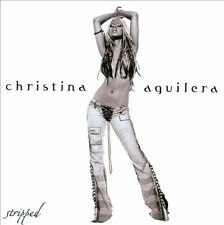 CHRISTINA AGUILERA: STRIPPED[Dirrty,Loving Me 4 Me,Can't Hold Us Down,Beautiful]