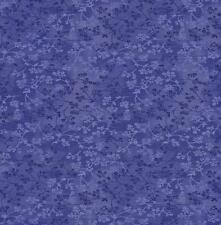 QUILT FABRIC: 100% COTTON,  RAZZLE DAZZLE, PURPLE  RD-14, Tonal blender BTY