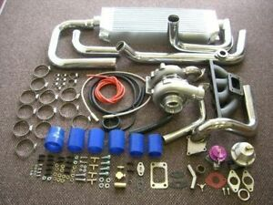 Honda Civic D-Series Complete Turbo Kit turbocharger