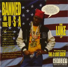 CD - Luke - Banned In The U.S.A. (The Luke LP) - #A3599
