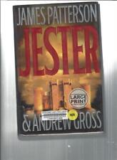 JAMES PATTERSON - JESTER - LARGE PRINT - LP118