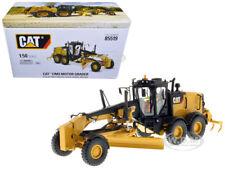 CAT CATERPILLAR 12M3 MOTOR GRADER 1/50 MODEL BY DIECAST MASTERS 85519