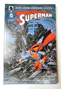 DARK HORSE COMICS/DC: SUPERMAN COMPLETE TPB (2016, Dark Horse Comics) NEW OOP