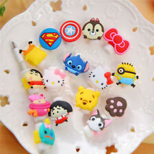 10pcs phone charging cable cartoon protector case data line protection cover ME