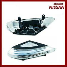 Genuine Nissan Navara & Pathfinder R/H & L/H Mirror Indicator Lenses. New.