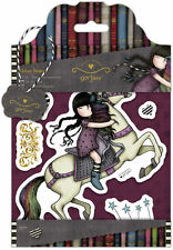 Gorjuss The Runaway Doll Stamp Set by Santor London