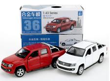 1/43 Alloy car model,Volkswagen AMAROK ,door can open Collect gifts