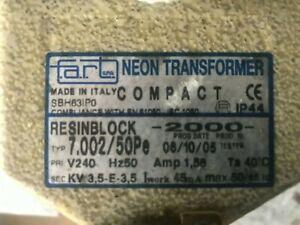 FART Neon Transformer