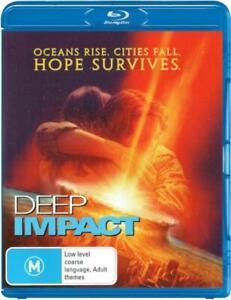 DEEP IMPACT (1998) [NEW BLURAY]
